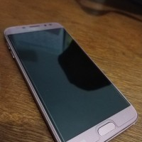 Samsung J7 Pro 32GB Pink 2nd Mulus
