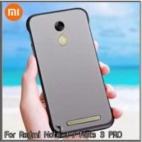 Case Xiaomi Redmi Note 3 Note 3 Pro Casing Soft Hard Transparan Cover
