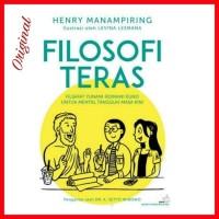 Buku Filosofi Teras | Henry Manampiring (Pengembangan Diri)