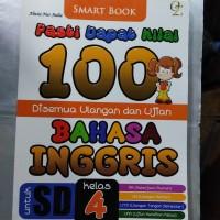 Buku soal ulangan bahasa Inggris SD kls kelas 4 IV PR uh uts ukk