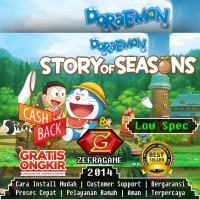 DORAEMON : Story of Seasons (CD DVD GAME PC)