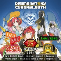 Digimon Story Cyber Sleuth : Complete Edition (CD DVD GAME PC)