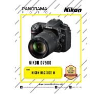 Kamera DSLR Nikon D7500 KIT 18-140MM