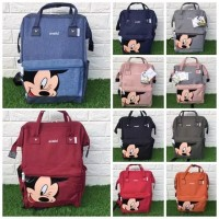 Ransel Anello Mickey / Backpack Anello Mickey Large