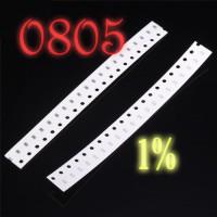0805 1% SMD SMT Resistors part 2