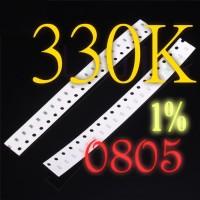 SMD 330K Ohm Resistor 0805 1% SMT
