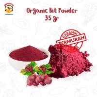 ORGANIC BEETROOtlT POWDER 35 gr