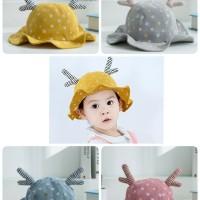 TERBARU Topi pantai anak / topi anak laki perempuan / topi anak cewek