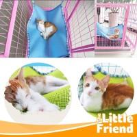 Tempat Tidur Gantung Ayunan untuk Kucing Hamster / Cat Hammock
