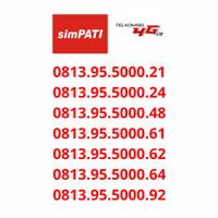 Nomor cantik simPATI Telkomsel nomor perdana cantik 4GLTE