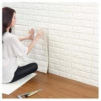 F25 Wallpaper brickfoam / brick foam / bata lembut