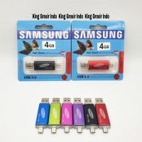 Flashdisk Samsung OTG 4GB 4 GB Micro USB Original OEM