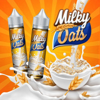 Milky Oats 60ML pita cukai by Patriot27