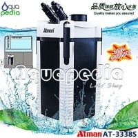 Atman AT-3338S New Aquarium External Canister Filter