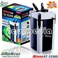 Atman AT-3336S New Upgraded Aquarium External Canister Filter