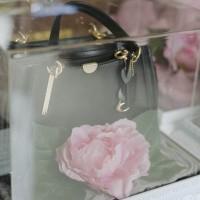 Rental 8 Box Seserahan dengan Dekorasi Fake Flowers