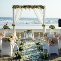 Bali Niksoma Boutique Beach Resort Bridestory Wedding Package for 50pa