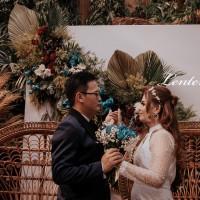 Lentera Art Decoration - Paket Minimalis (Intimate Wedding max 200pax)