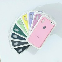 iPhone x iPhone Xs Silicone Rubber Oem Soft TPU Cover Case