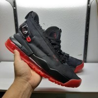 Sepatu Basket x Nike Air Jordan Proto Max 720 'GYM' Black Red