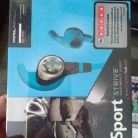 Monster iSport Strive In-Ear Headphones - blue - Black