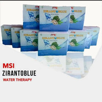 Harga Reseller & Dropshiper Sepaket Zirantd Blue MSI +Free Bubble Wrap