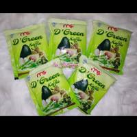 Paket DGreen Kohie MSI Untuk Pendaftaran Member+Bonus Hijab&Buble Wrap