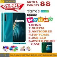 REALME 5i RAM 3/32 GARANSI RESMI REALME INDONESIA 1 TAHUN