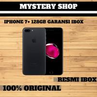IPHONE 7+ 128GB GARANSI RESMI IBOX