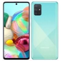 Samsung Galaxy A71 Smartphone - 8/ 128GB - Garansi Resmi - Blue