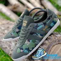Sepatu Original Gola classic green camoo