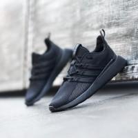Adidas questar flow full black original
