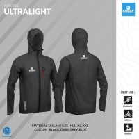 Raincoat Jas Hujan KROOV Ultralight