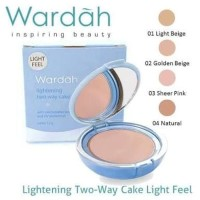 Wardah Lightening Two Way Cake