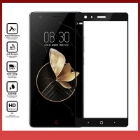 Has Pelindung Layar Tempered Glass Full Cover ZTE nubia z11 z17