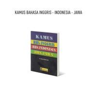Kamus Bahasa Inggris-Bahasa Indonesia-Bahasa Jawa/Cendrawasih