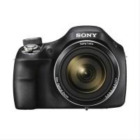 Sony DSC H400 CyberShot Kamera Prosumer