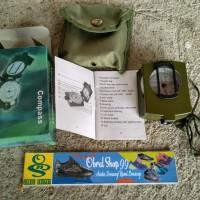 Compass Kompas Compas K4580 Lengkap dengan buku Panduan
