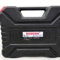 Mesin Bor Baterai Modern Cordless Drill Modern M 12 V parts n tools