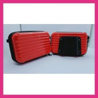Ready Tas Front Luggage Brompton Koper Mini Red Edition