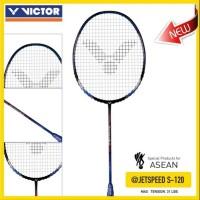 RAKET BADMINTON YONEX VICTOR JETSPEED S 120 ASEAN EDITION ORIGINAL