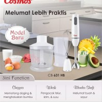 Cosmos CB 631 Hand Blender 3in1