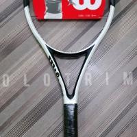 raket tenis wilson hammer H6 plus cover