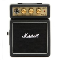 New Marshall MS-2 Mini Amplifier Sound System