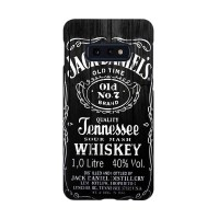 Hard Case Casing Jack Daniels Wood Samsung Galaxy S10E / LITE