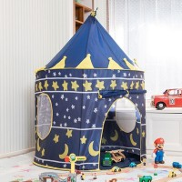 Girls Baby Tent for Kid Tipi Tent Castle Play Tent House Kids