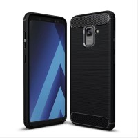 HANDPHONE & AKSESORIS ALL TYPE CASE IPAKY SOFT CARBON FOR XIAOMI