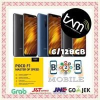 Alief Shop XIAOMI POCOPHONE F1 6/128 GB - RAM 6GB - INTERNAL 128GB