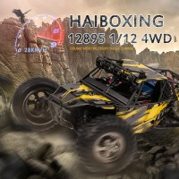 Terlaris Haiboxing 12895 RC Mobil Buggy Off Road Rock Climber 2.4GHz