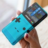 Casing HP Xiaomi Redmi Note 8 Pro gameboy color 7 6 8 Plus case